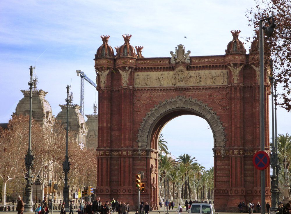 Barcelona is an attractive city, with unique districts