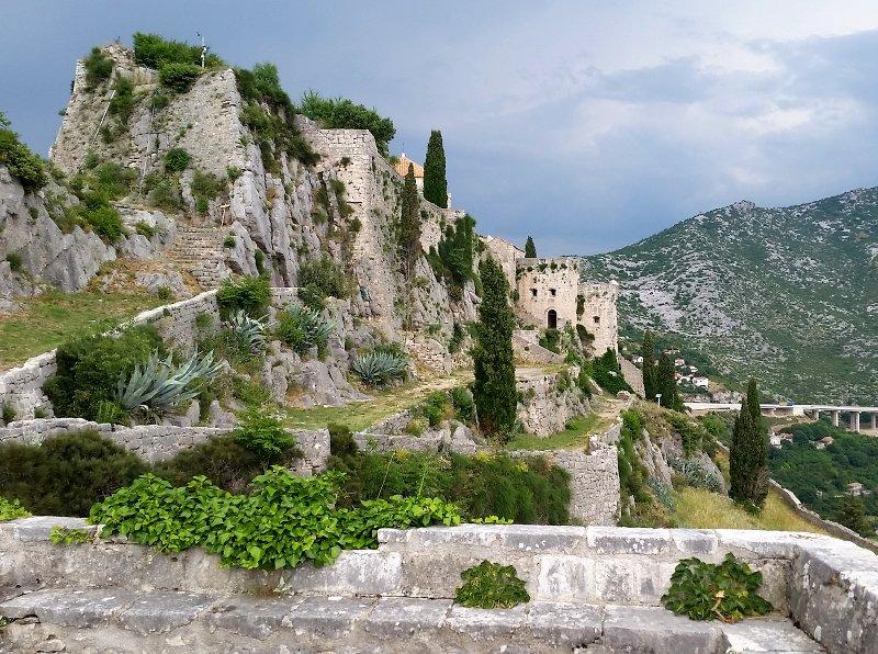 3rd Century Klis Fortress (aka Mereen)