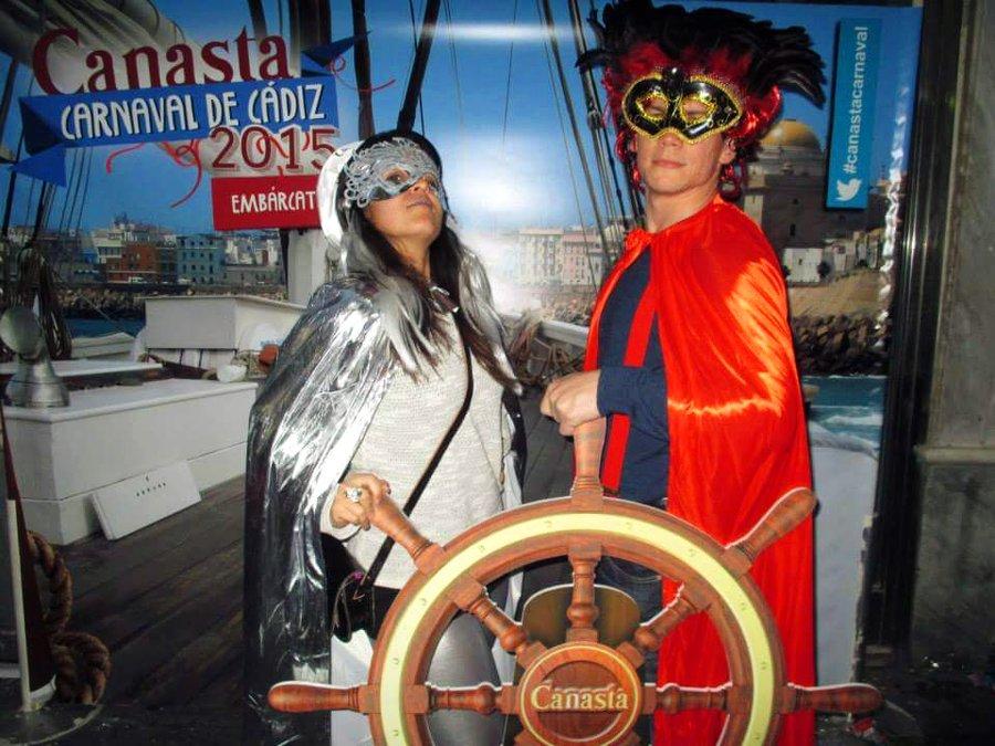 Cádiz Carnaval brings out the 'crazies'