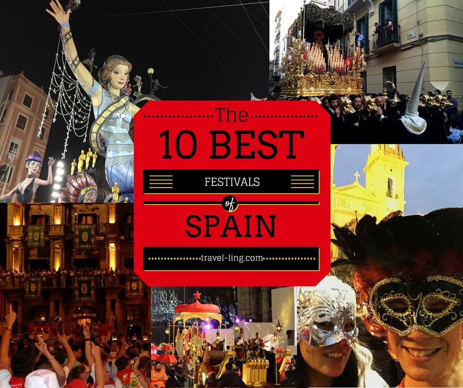 10 BEST FESTIVALS SPAIN