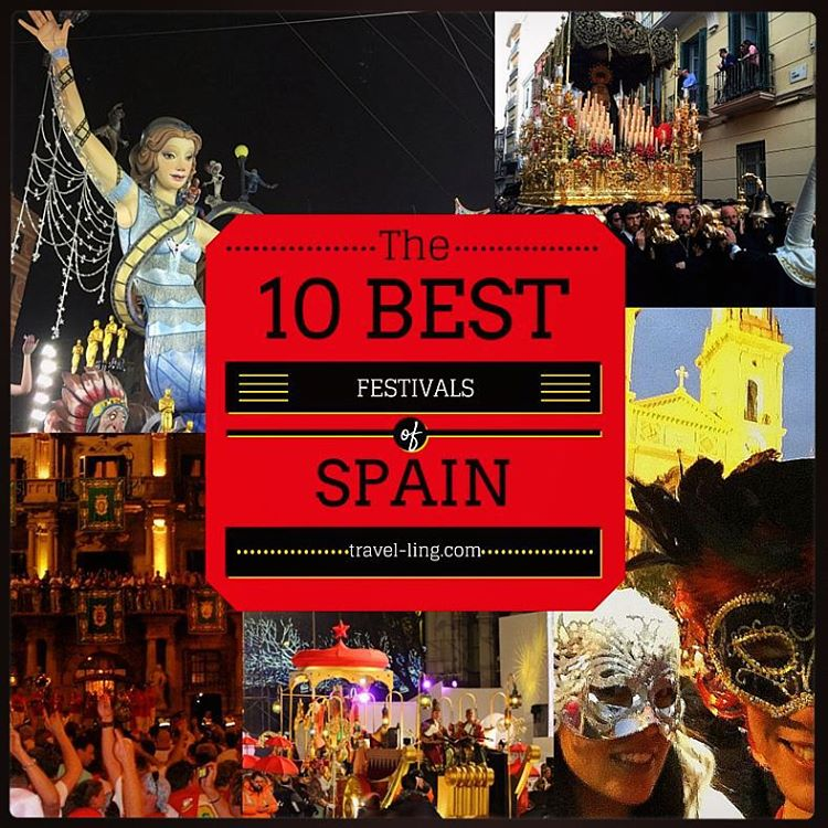 The 10 Best Festivals of Spain