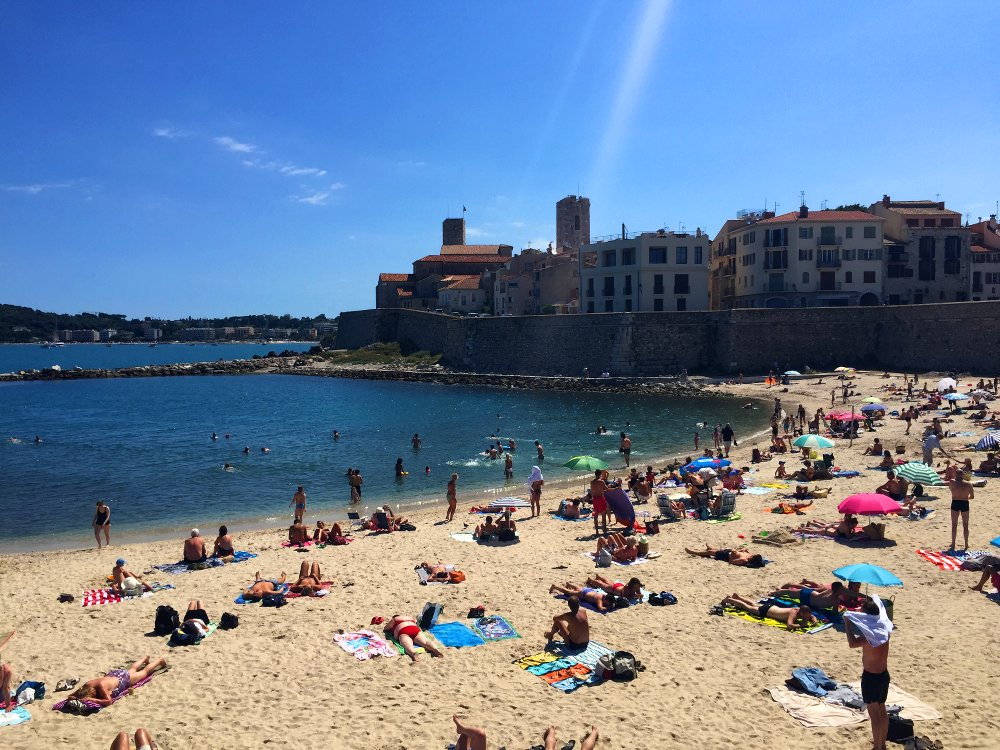 Three beaches you will love on the French Riviera