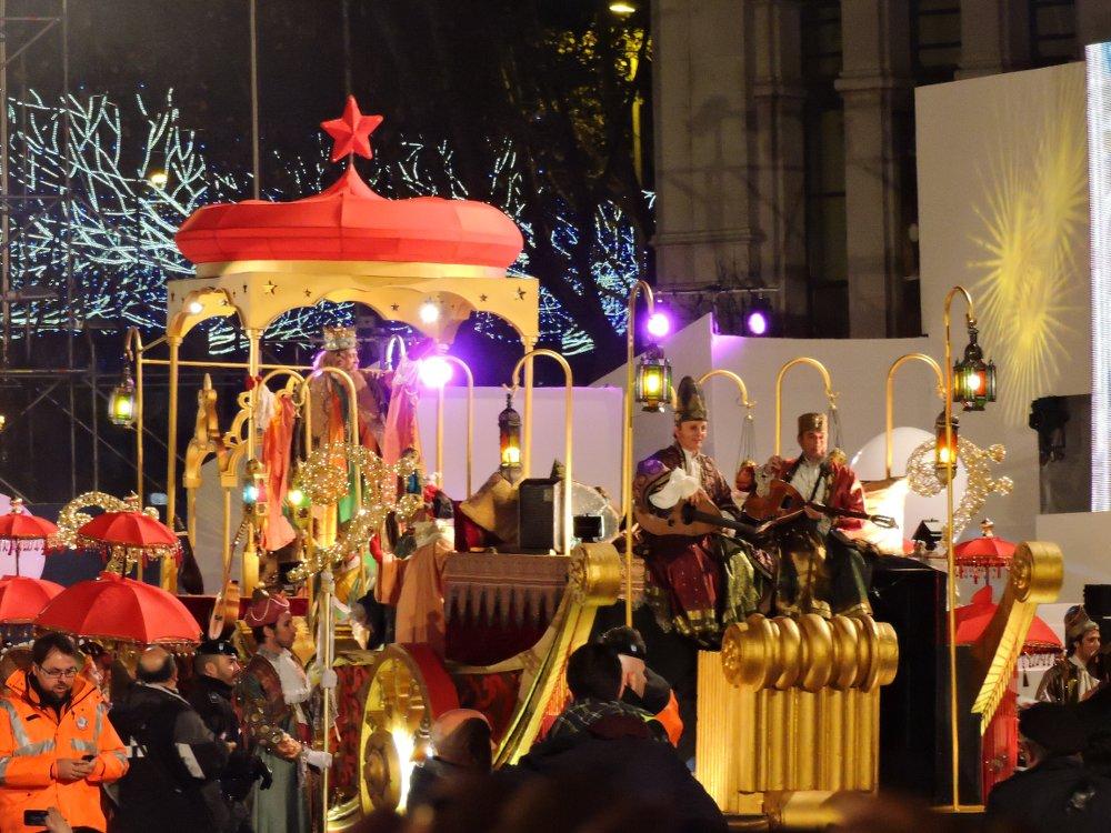 Reyes de Magos, Spain