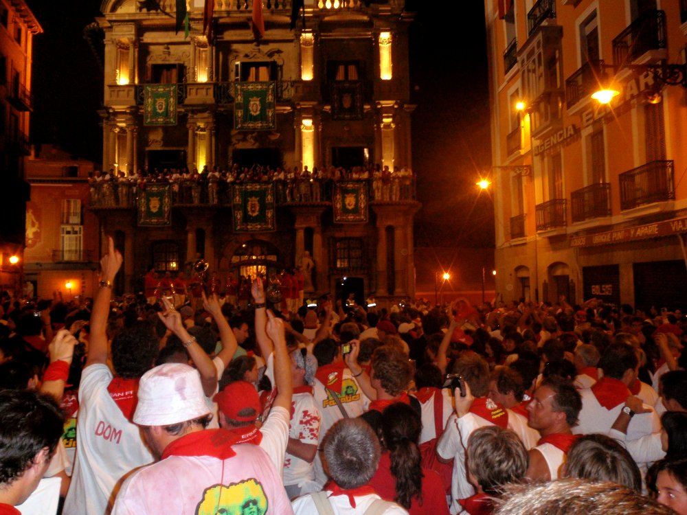 Festivals in Spain are a big deal