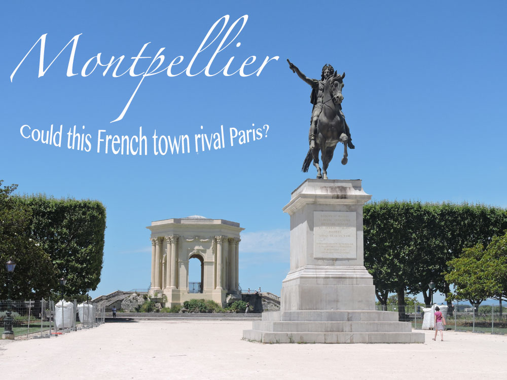Montpellier: Could this French town rival Paris?