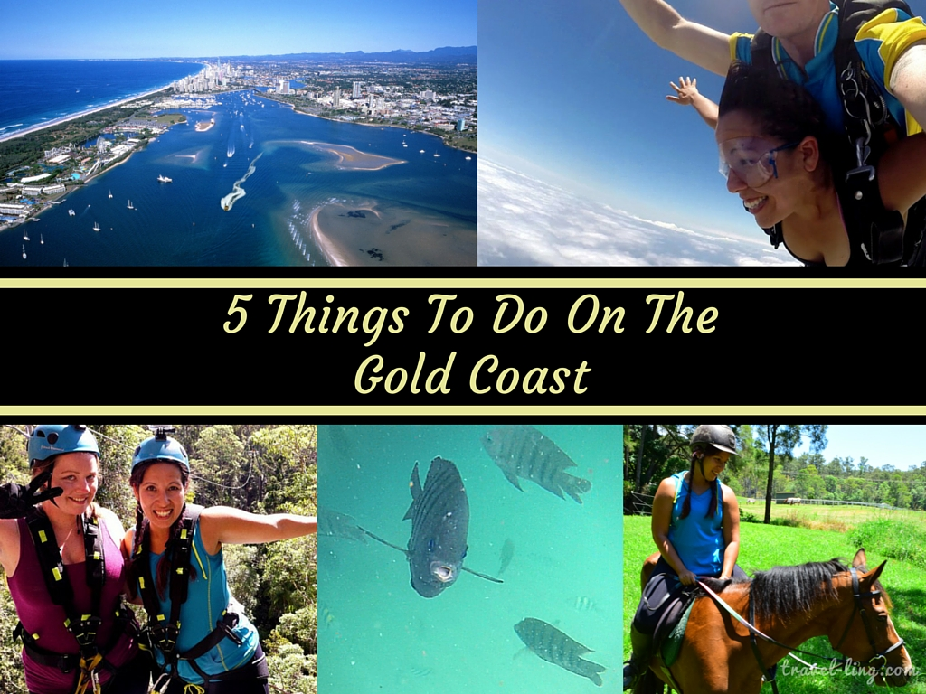 Five Activities for Adventure and Beauty on the Gold Coast
