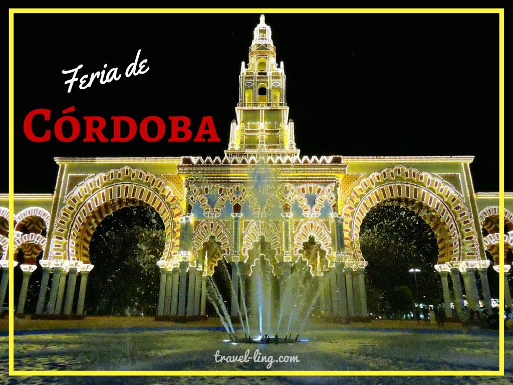 Feria comparison sevilla vs c rdoba travel ling for Feria de artesanias cordoba 2016