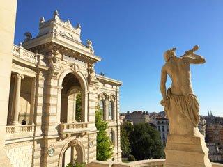 Marseille Palais Longchamp
