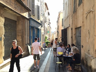 Marseille Panier district