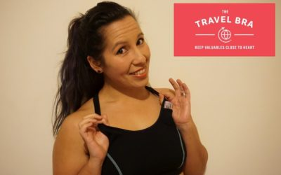 The Travel Bra Review: An Essential for Active Travellers