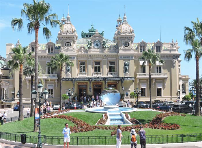 Monaco – The French Riviera's sparkling crown