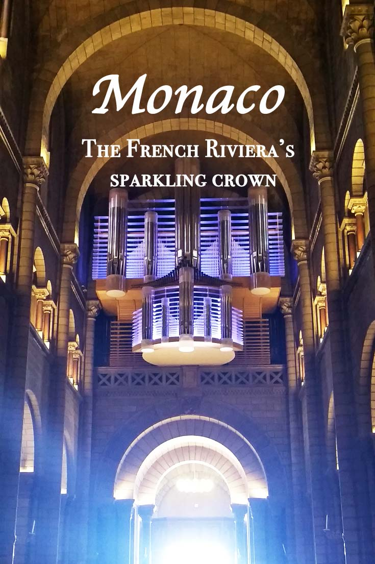 The Cathedrale de Monaco