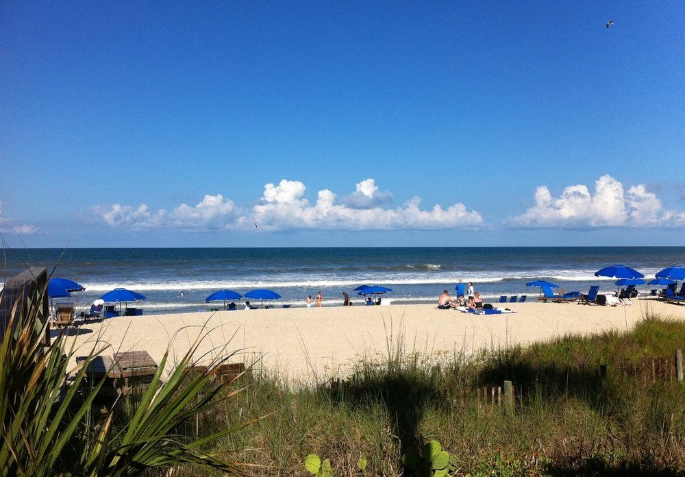 Cabana Beach Club, Florida, by Russell Hewatt