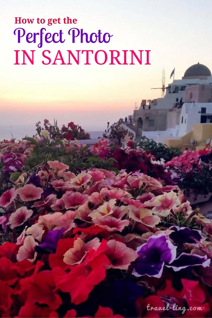 Tips to get the perfect photo in Santorini