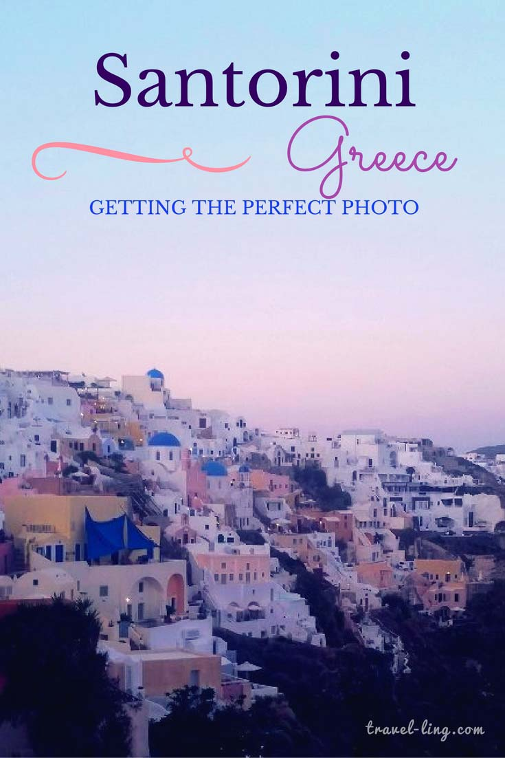 Santorini: a photographer's dream