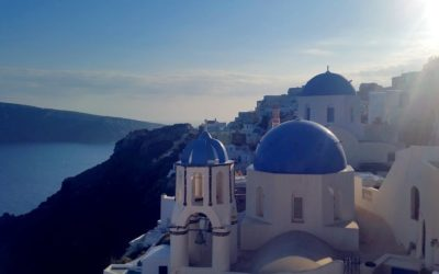 Santorini – The Place For Love