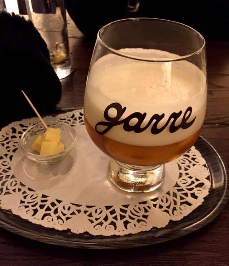 De Garre beer in Bruges