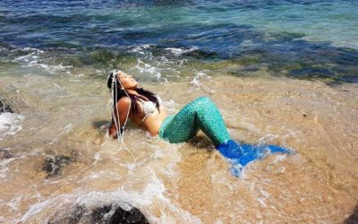 Mermaid school in Bali: So you want to be a Mermaid?