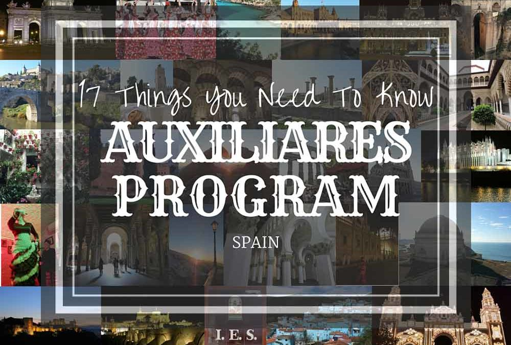 17 Things You Need To Know About the Auxiliares Program in Spain