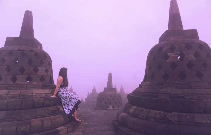 Borobudur things to do in Yogyakarta