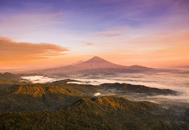 Mount Merbabu things to do in Yogyakarta