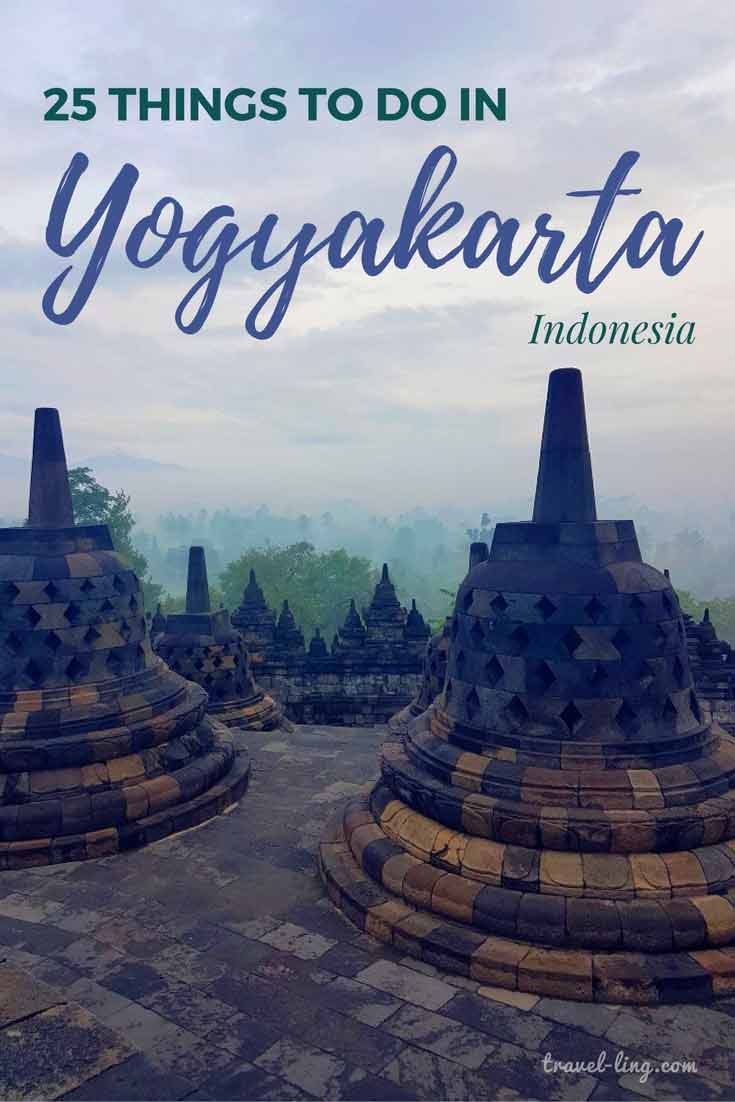 25 things to do in Yogyakarta
