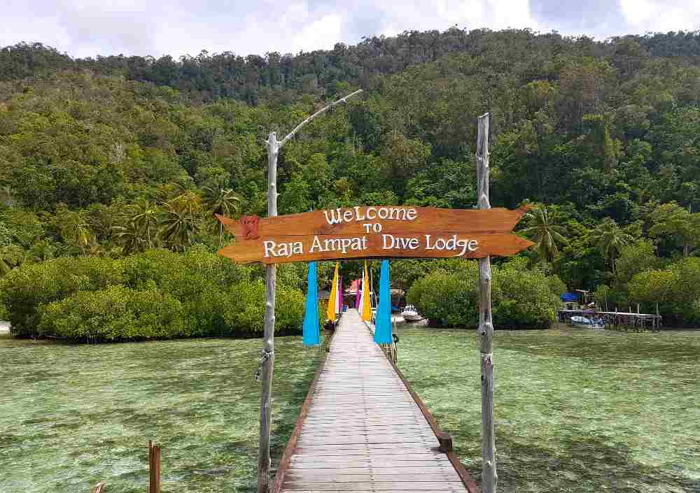 Where to stay in Raja Ampat