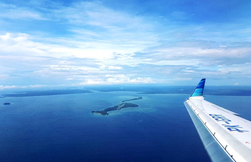Getting to Raja Ampat