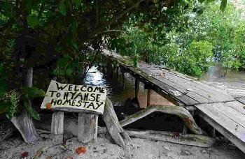 Homestay in Raja Ampat
