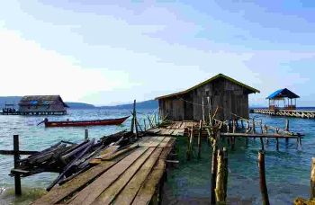 Accommodation in Raja Ampat