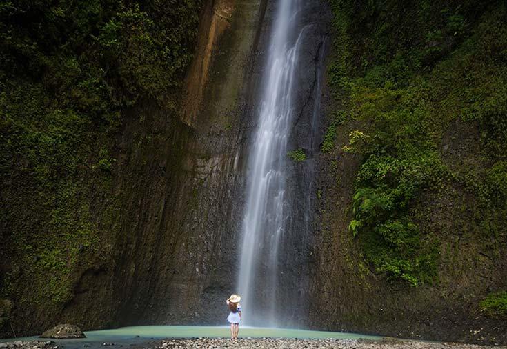 Air Terjun Perawan by Larissa Denning