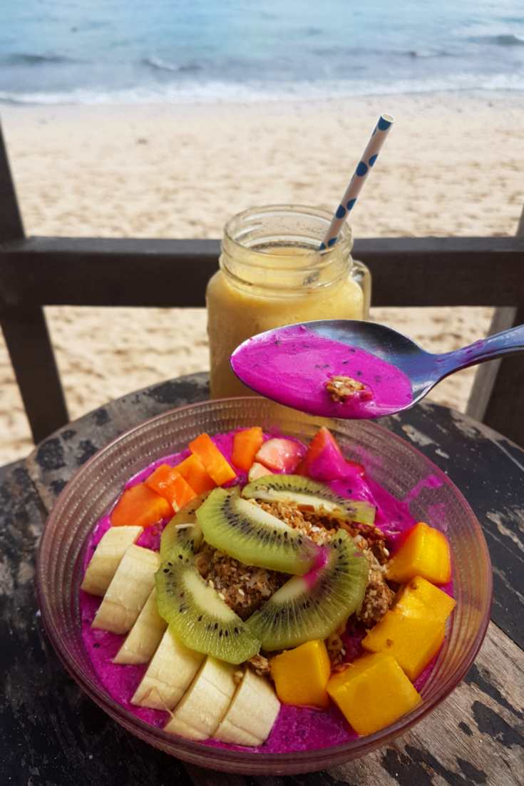Smoothie Bowls in Bali
