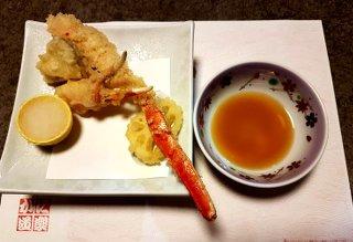 Crab at Kani Douraku