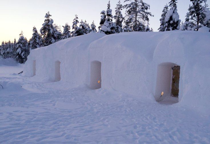 Alternative accommodation in Finland