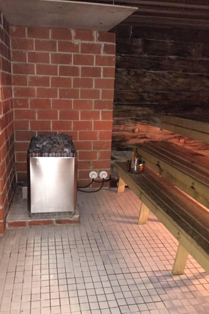Saunas in Finland