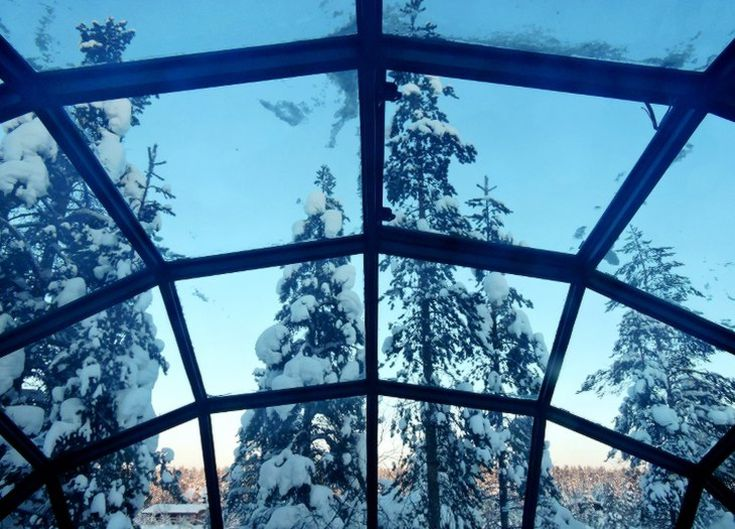 Rooms with a view, Finland