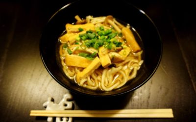 Buddha Bellies Cooking School – Stomping on Udon