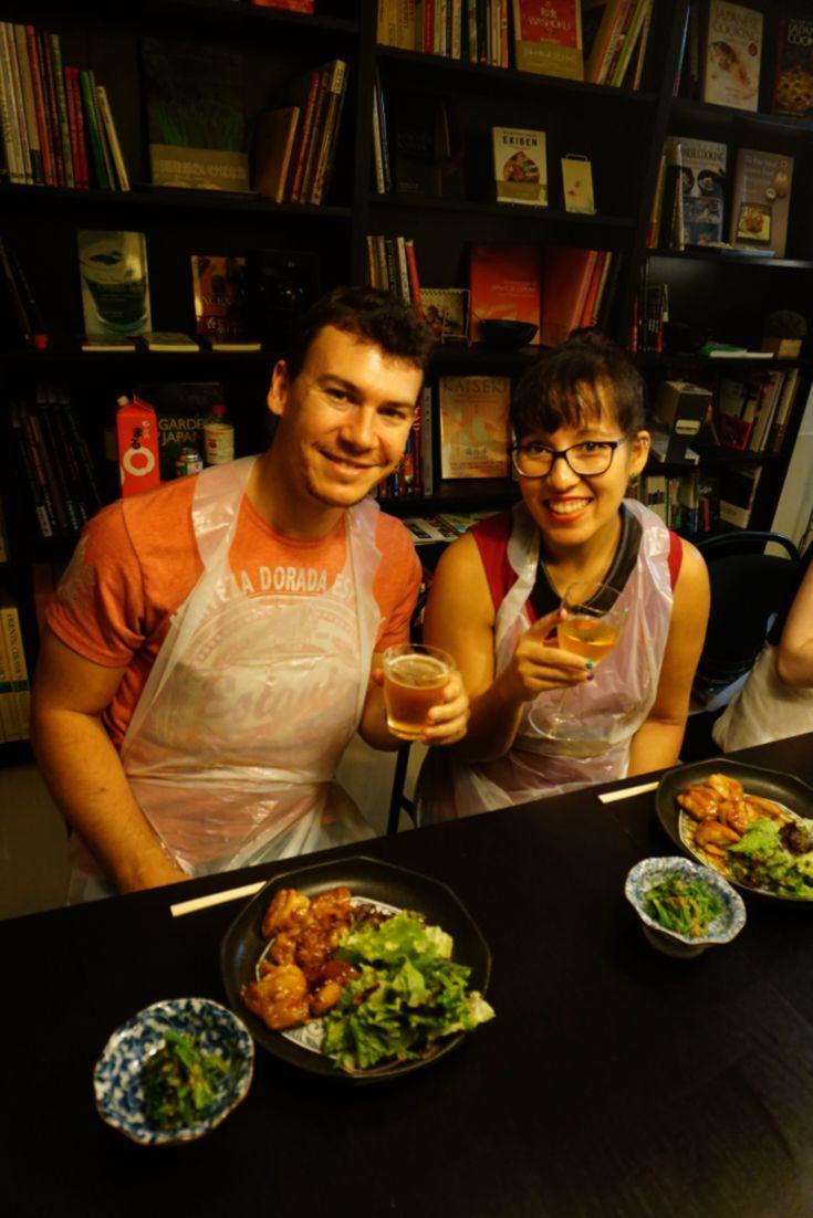 Buddha Bellies Cooking School, Tokyo