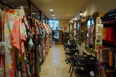 Kyoto Kimono Wargo Gion
