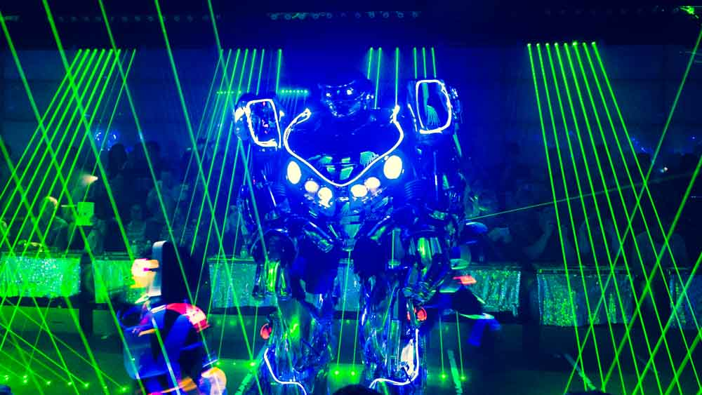 Robot Restaurant Review