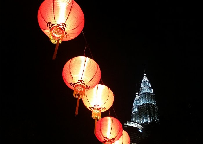 Chinese New Year in Malaysia is a special time of year