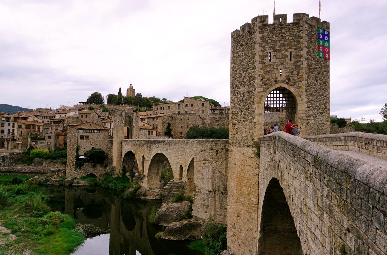 Besalú is an enchanting gem of Costa Brava