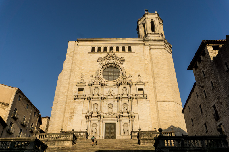 Girona Cathedral was featured in Game of Thrones