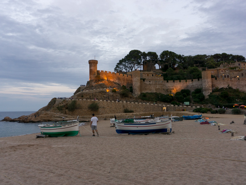 Tossa de Mar is a must at Costa Brava