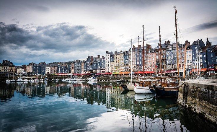 Honfleur by AurelienDP