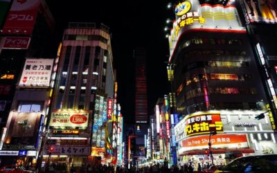 The Ultimate Tokyo Itinerary – For Big Kids!