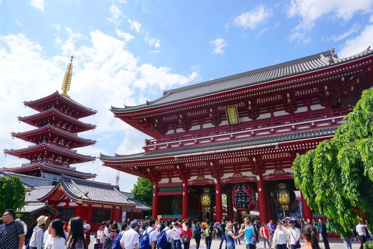 Must-visit temples of Tokyo