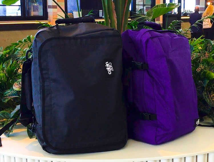 1c0f04d471 How to travel light for two weeks in a carry-on  Packing tips and ...